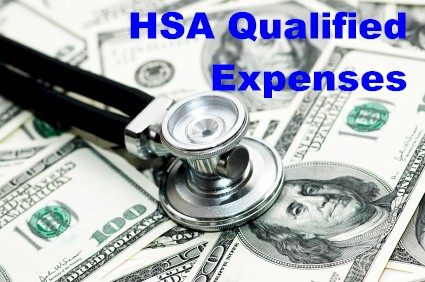 Health Savings Account - Qualified Expenses