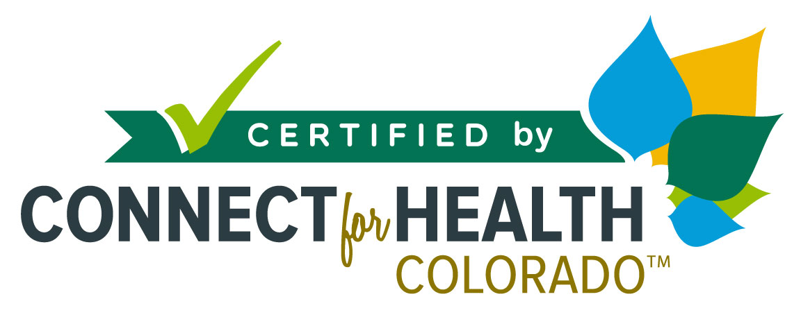 Certified by Connect for Health Colorado