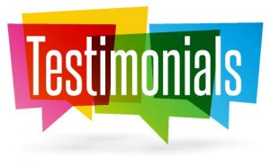 Testimonials from Colorado Health Insurance Brokers Clients